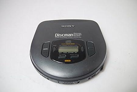 SONY ���ˡ� �ǥ������ޥ� DISCMAN �ݡ����֥�CD�ץ쥤�䡼 (�֥�å�) 10�ôֲ������ɻߵ�ǽ ESP D-265