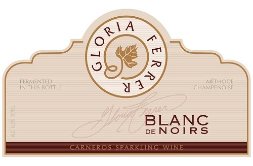 Gloria Ferrer NV  Blanc de Noirs 750 mL