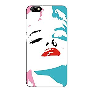 MARLYN BACK COVER FOR HONOR 4X