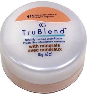 CoverGirl TRUblend Mineral Loose Powder, Translucent ...