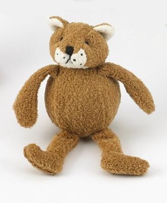 Purr-Fection Cyrus Bouncy Buddy Cougar Plush