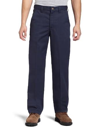 Carhartt Men's Twill Work Pant B290, Navy, 28W x 30L