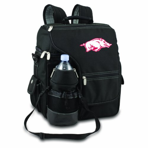 Ncaa Arkansas Razorbacks Turismo Insulated Backpack Cooler front-638734