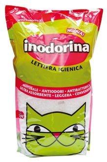 Inodorina - Lettiera Igienica 1 Lettera 5,30 lt