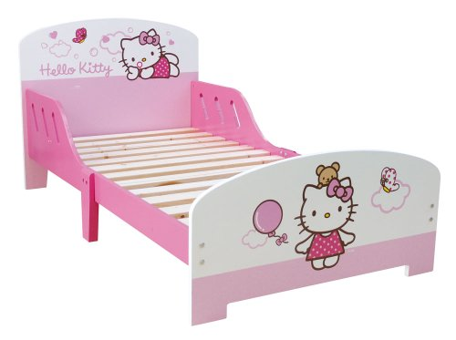 hello kitty bett sonstige preisvergleiche. Black Bedroom Furniture Sets. Home Design Ideas