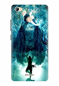 Noise Designer Printed Case / Cover for Micromax Canvas Unite 4 Pro Q465 / Festivals & Occasions / Shiva Design