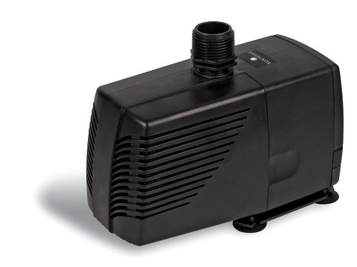 Best buy on sunterra 200850 pond pump 850 gph black for Best pond pumps