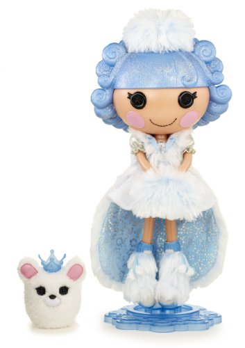 Lalaloopsy Holiday Collector Edition Doll - Ivory Ice Crystals