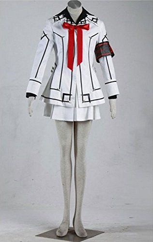 Relaxcos Vampire Knight Black Main College Evening Uniforms Cosplay Costume