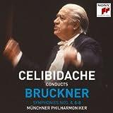 チェリビダッケ・コンダクツ・ブルックナー~交響曲第4番・第6番・第7番・第8番