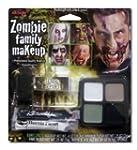 Zombie Family Makeup Kit - Perfect Fo...