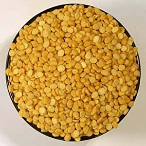 Spicy World Chana Dal Split Bengal Gram4 Pounds by Spicy World