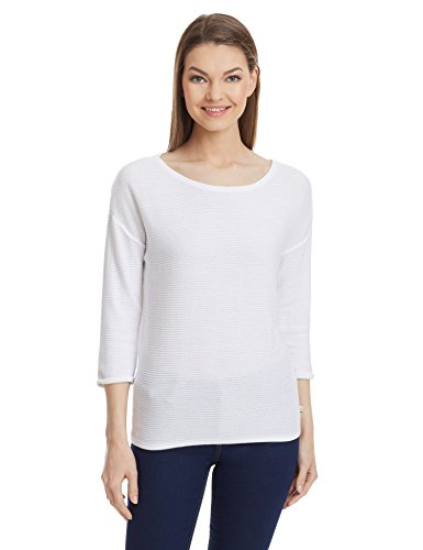 United-Colors-Of-Benetton-Womens-Plain-T-Shirt