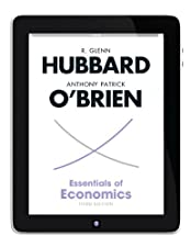 Essentials of Economics Plus NEW MyEconLab with Pearson eText by Hubbard