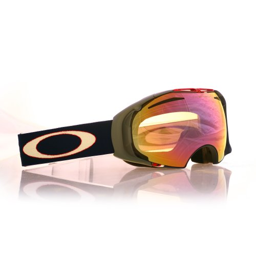Oakley Airbrake Snow Goggles, Terje Haakonsen with Black Iridium