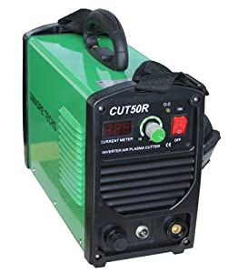 SIMADRE Powerful Portable 50R 50AMP 110V/220V Plasma Cutter by SiMadre Techs from SiMadre Techs