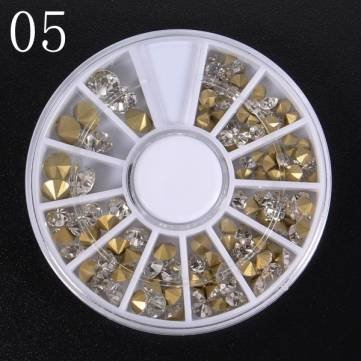 10-pcs-3D-Gems-Cone-Stud-Crystal-Beads-Stone-Nail-Art-Decoration-Wheel-(Style5)