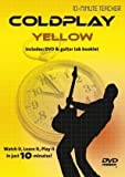 echange, troc DVD 10-Minute Teacher Coldplay Yellow