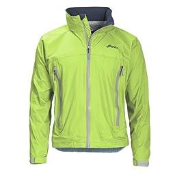 Atlantis Weather Gear Men\'s Microburst Jacket (Apple, Small)