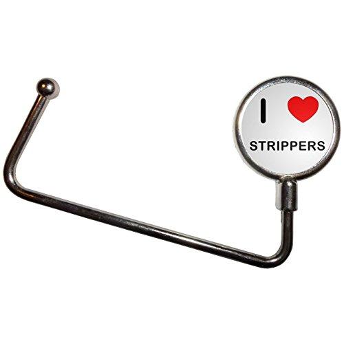 i-love-heart-strippers-handtasche-tabelle-haken-kleiderbugel-taschenhalter