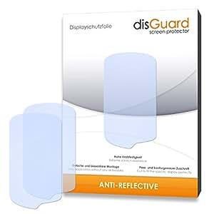 3 x disGuard Anti-Reflective Screen Protector for Garmin Oregon 600 - PREMIUM QUALITY (non-reflecting, hard-coated, bubble free application)