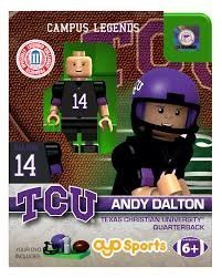 Andy Dalton OYO Generation 1 G1 Series 1 TCU Horned Frogs NCAA LE Mini Figure