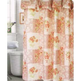 Decorative Shower Curtain Rings Cloth Shower Curtains
