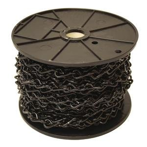 Black Jack Chain - 50 Ft. Roll (16 Gauge Black Jack Chain compare prices)