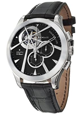 Zenith Class Tourbillon Men's Automatic Watch 65-0520-4035-21-C492 from watchmaker Zenith