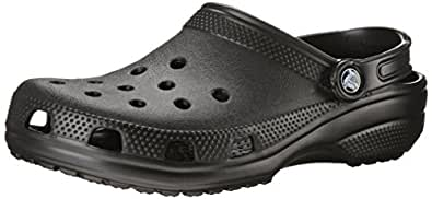 CrocsTM, Inc. Men's Classic Clog Black 9 M