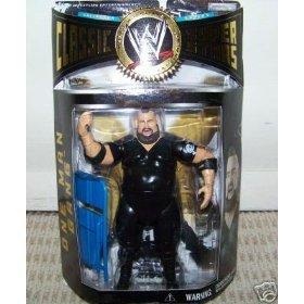 Buy Low Price Jakks Pacific WWE Classic Series 6 One Man Gang Collector Wrestling Figure (B001OGKTSM)