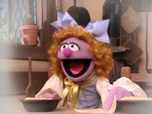 Goldilocks Eats Baby Bear's Porridge. Episode 4066 (Sesame Street Baby Bear compare prices)