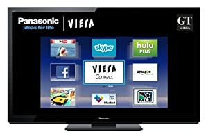 Panasonic VIERA TC-P65GT30 65-Inch 1080p 3D Plasma HDTV (2011 Model)