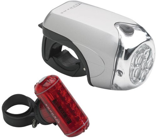 Serfas SL-200/TL-300 Headlight/Tail Light Combo