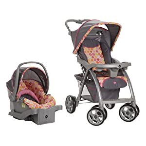 Safety 1st Saunter Travel System, Citrus (Discontinued by Manufacturer)