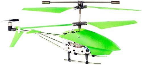 """Simulus Nachleuchtender 3,5-Kanal-Hubschrauber """"GH-324.ghost"""", 2,4 GHz thumbnail"""