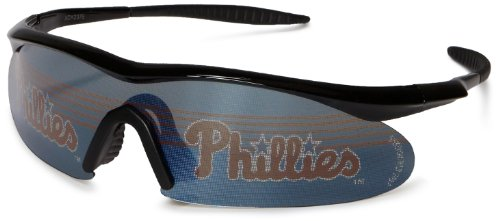 MLB Camovision EyeXtras Philadelphia Phillies ANSI Rated UV Protection Sunglasses