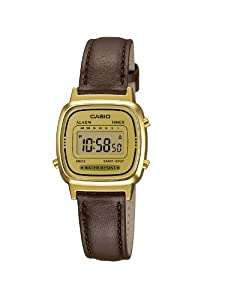 Casio Collection LA670WEGL-9EF - Orologio da polso Unisex