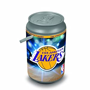 NBA Los Angeles Lakers Insulated Mega Can Cooler, 5-Gallon by Picnic Time