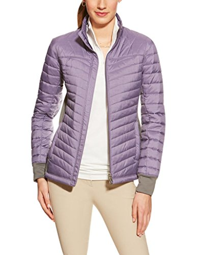Ariat Women's Voltaire Jacket (Large, Purple Sage) (Ariat Quilted Jacket compare prices)