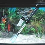 Aquarium Fish Tank Battery Vacuum Syp...
