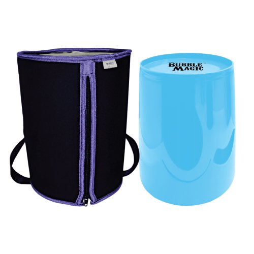 Bubble Magic Hydroponic Grow Plant Extraction Purple 73 Micron Shaker Bag & Bucket Kit