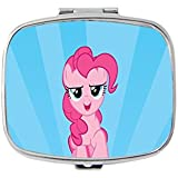 Pinkie Pie Smiling My Little Pony Unique Custom Design Pill Box Medicine Tablet Organizer Dispenser Case