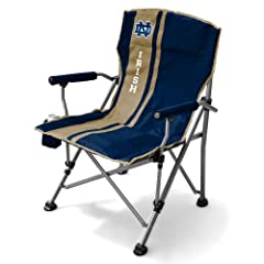 Notre Dame Fighting Irish Official Sideline Chair by Logo Chair Inc. by Logo Chair Inc.