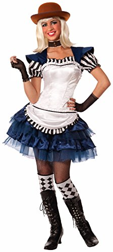 Forum Novelties Women's Steampunk Fairytales Alice Costume