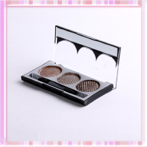 Shinning Fashion Eye Shadow Makeup 3D Three Color Eyeshadow #02 B0140
