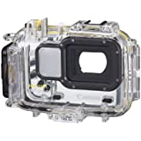 Canon WP-DC45 - Carcasa subacuática para cámara Canon PowerShot D20 , transparente