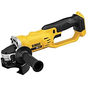 "Dewalt DCG412B 20V MAX* Lithium Ion 4-1/2"" Cut-Off Tool (Tool Only)"