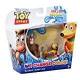 Toy Story Color Splash Buddies Bullseye and Slinky Dog 2-Pack