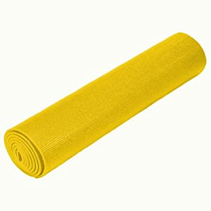 Ultra Thick Yoga Mat - Yellow